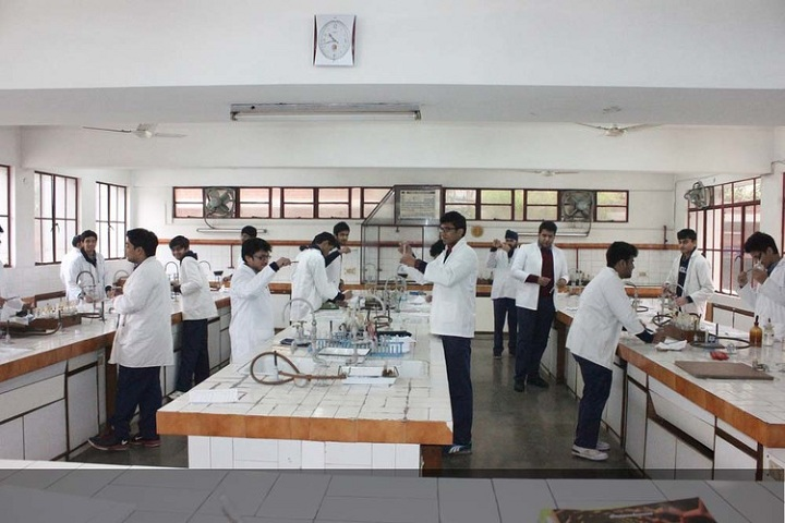 Blue Bells School-chemistry lab