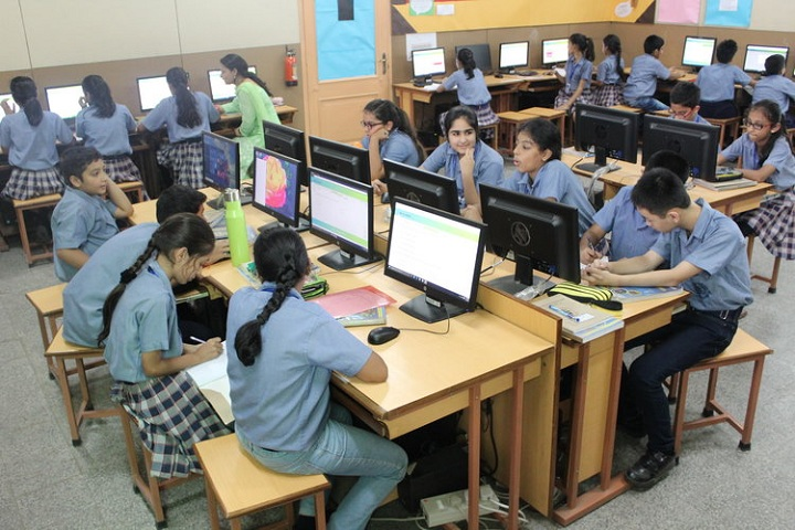 Blue Bells School-computer lab