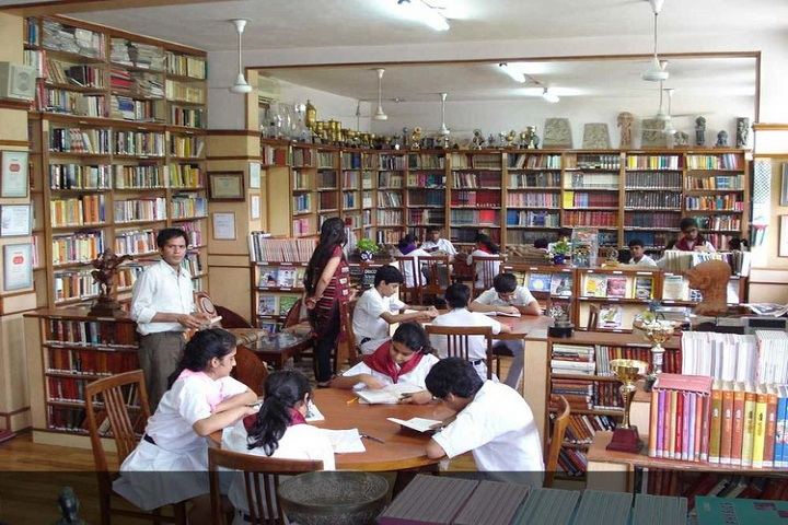 Blue Bells School-library