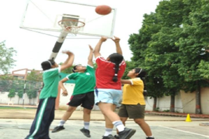 Bosco Public School-basketball