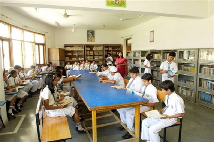 Bosco Public School-library