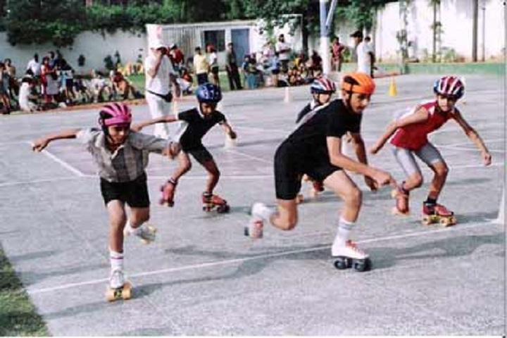 Bosco Public School-skatting