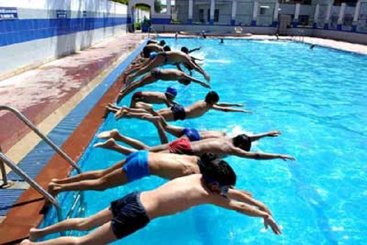 Bosco Public School-swimming pool