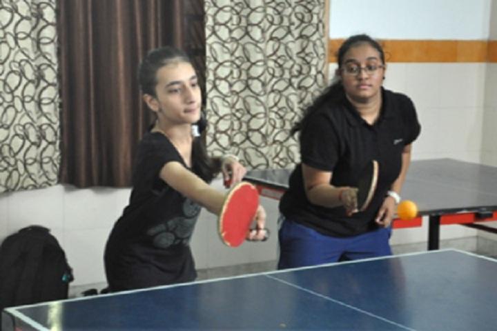 Bosco Public School-table tennis
