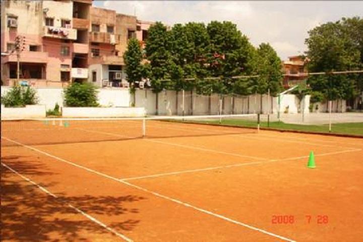 Bosco Public School-tennis ground