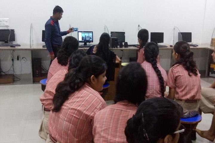 Brain International School-computer classes