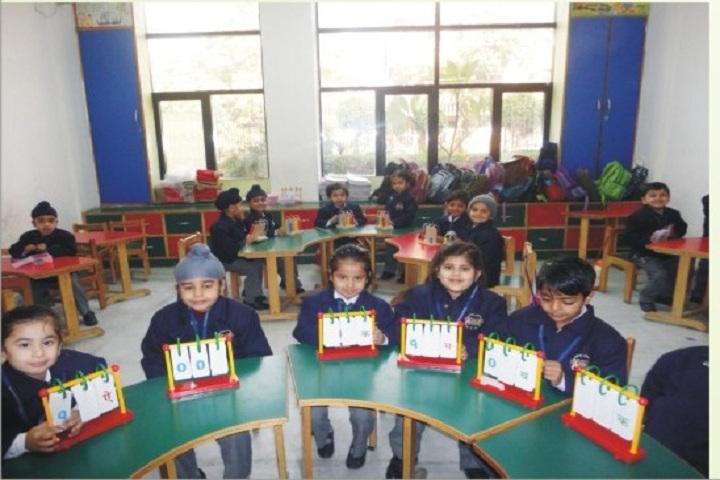 Brain International School- Kindergarden