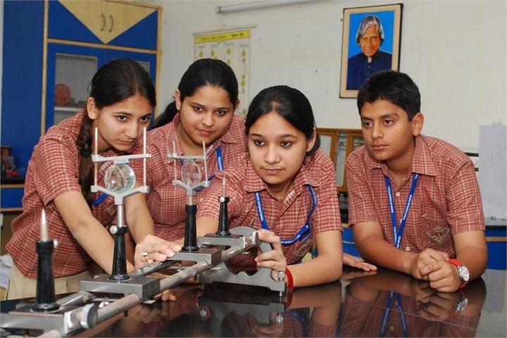 Brain International School- Physics Lab