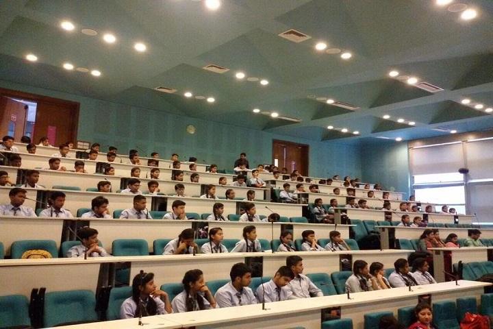 Brilliants Convent Senior Secondary School-Auditorium