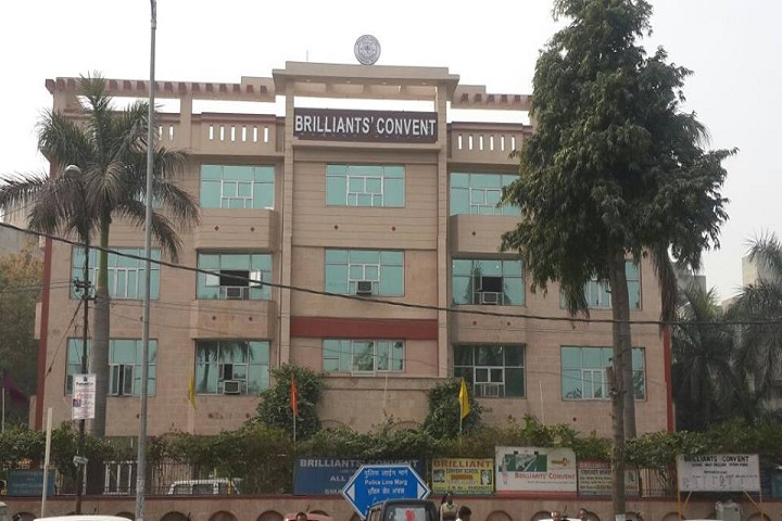Brilliants Convent Senior Secondary School-Campus