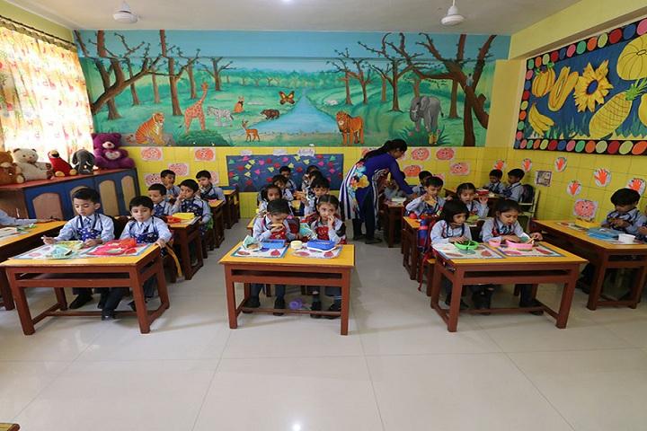 Brilliants Convent Senior Secondary School-Kids Class