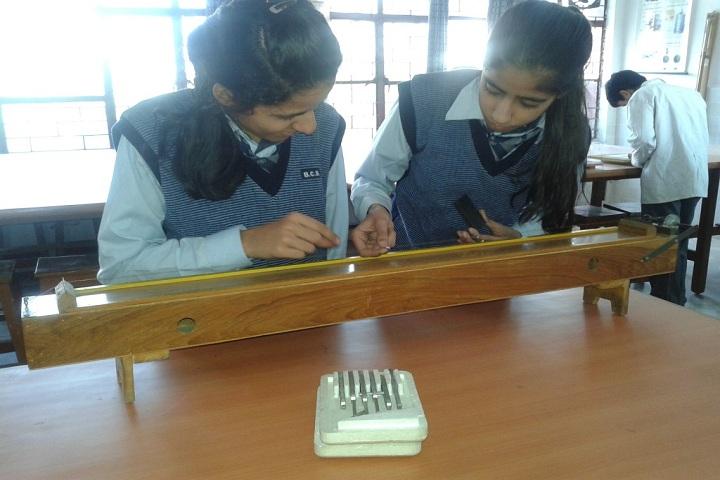 Brilliants Convent Senior Secondary School-Physics-Lab