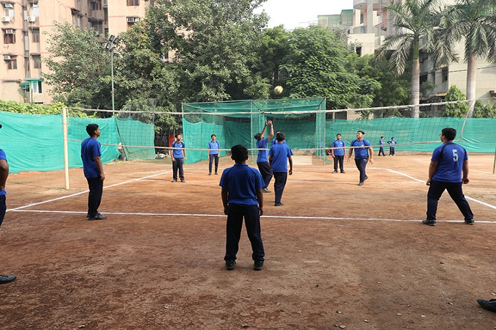 Brilliants Convent Senior Secondary School-Sports