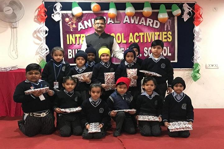 Buds Paradise School-Annual Award Function