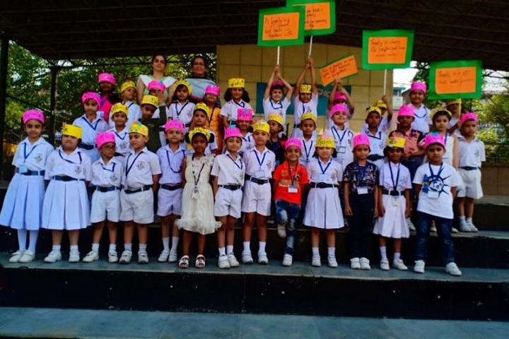 CRPF Public School-Children