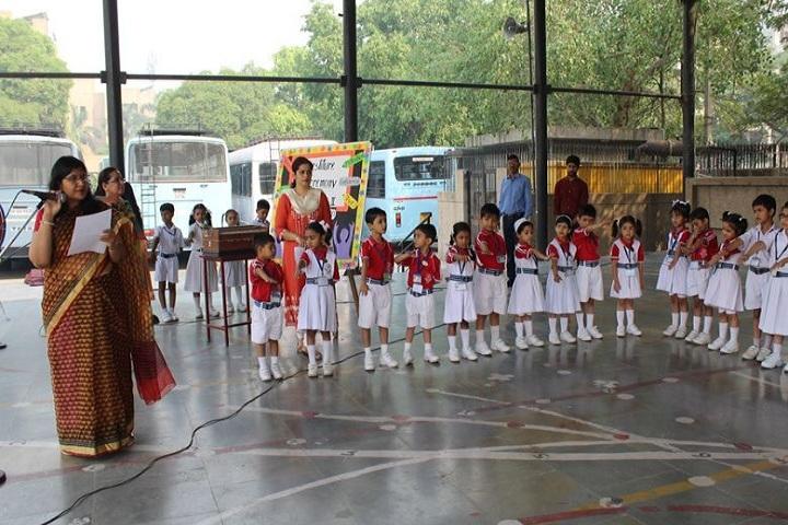 CRPF Public School-Kids