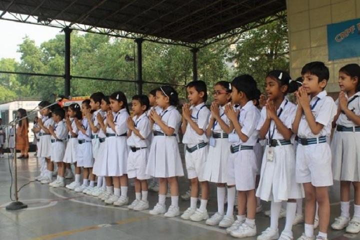 CRPF Public School-Singing