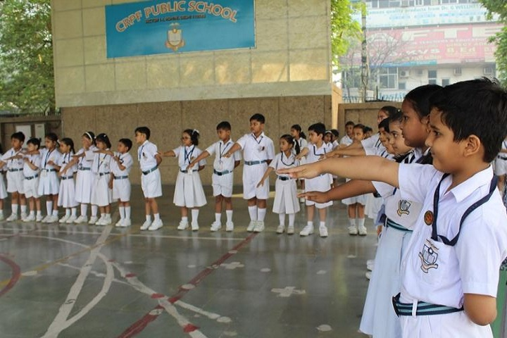 C R P F Public School- Students Pledge