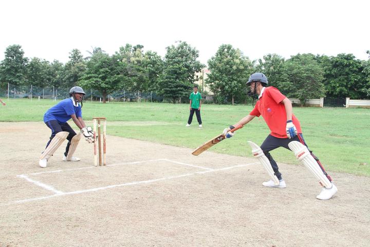Little Angels School-Cricket