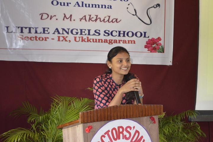 Little Angels School-Speech