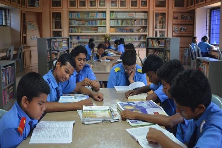 Little Angels School-Library