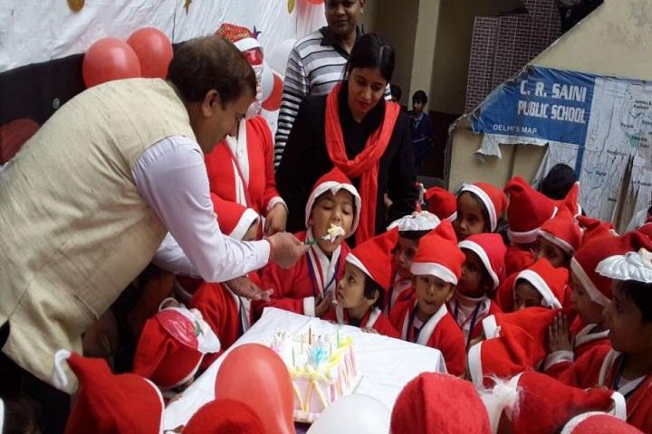 C R Saini Public School-Christmas Celebrations