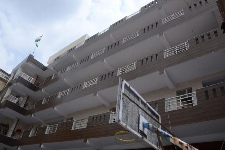 C R Saini Public School-School Building