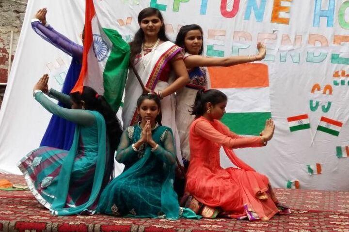 C R Saini Public School-Activity