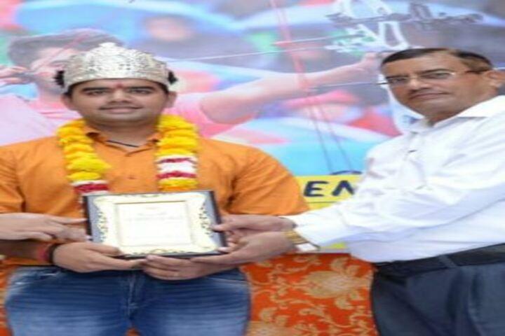C R Saini Public School-Award Distribution