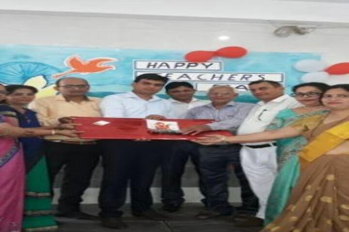C R Saini Public School-Celebrations