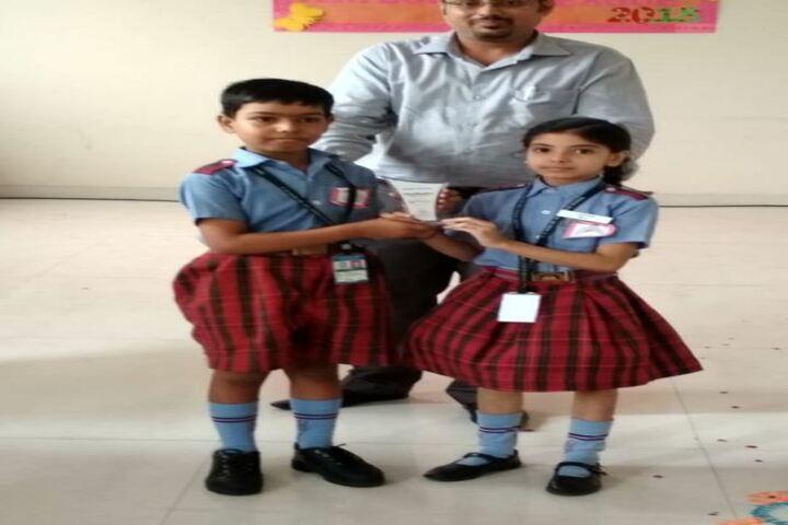 C R Saini Public School-Prize Distribution