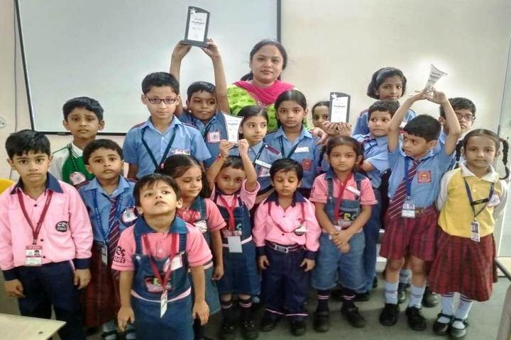 C R Saini Public School-Students