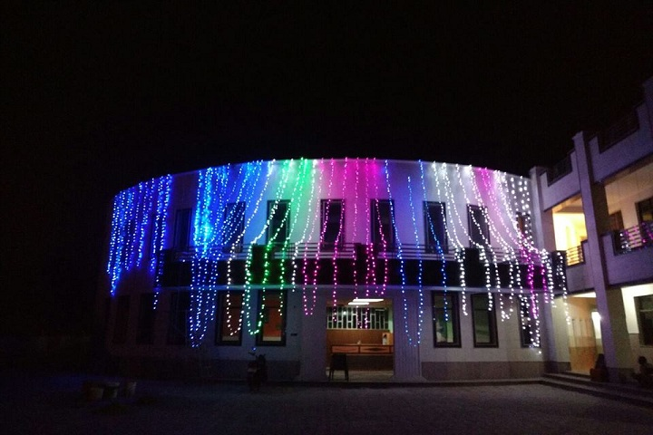 C.R.Oasis Convent School-Diwali