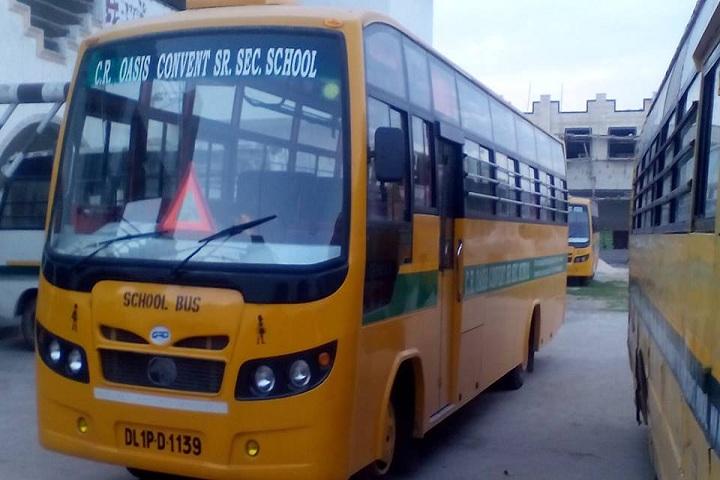C.R.Oasis Convent School-Transport