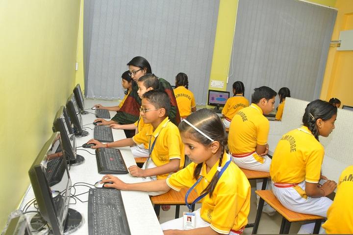Cambridge Public School-Computer Lab