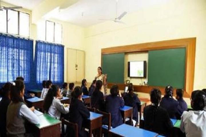 Cambridge School-Classroom