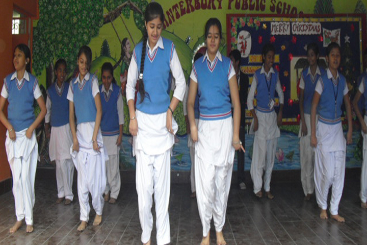 Canterbury Public School-Dance