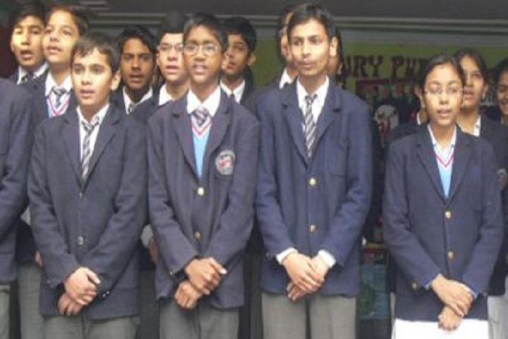 Canterbury Public School-Students