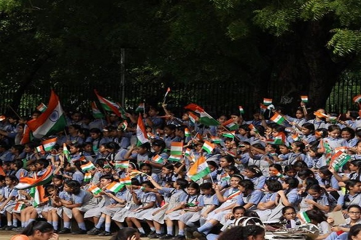 Carmel Convent School-Independence Day Celebrations