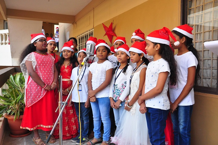 Little Angles School-Christmass celebrations
