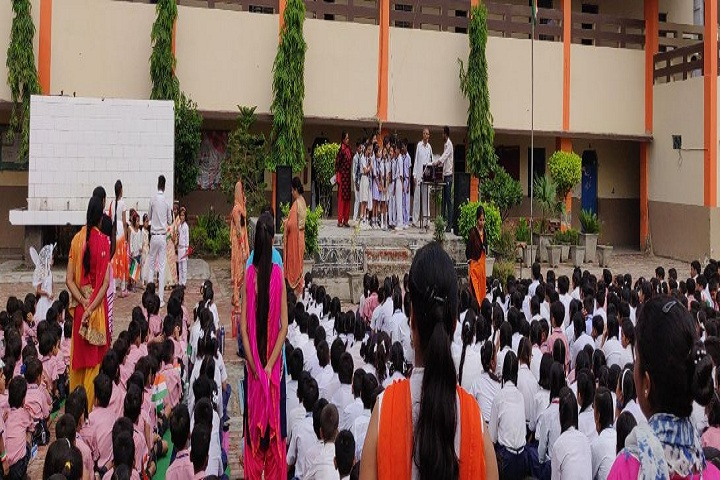 Ch Baldev Singh Model School-Assemble Ground