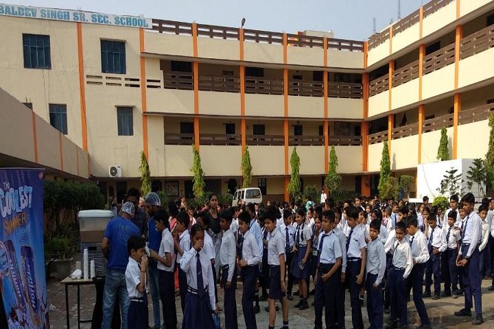 Ch Baldev Singh Model School-Campus Building