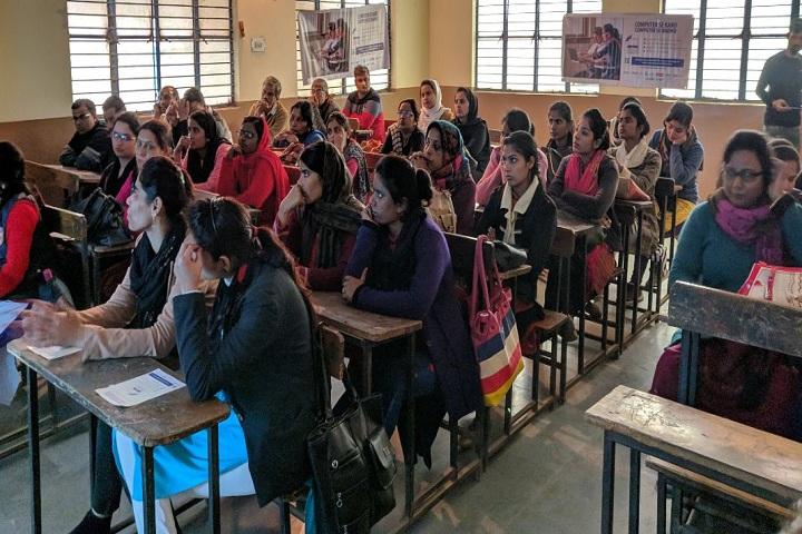 Ch Baldev Singh Model School-Classroom