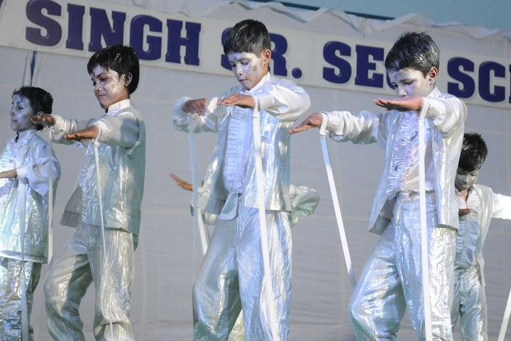 Ch Baldev Singh Model School-Dance