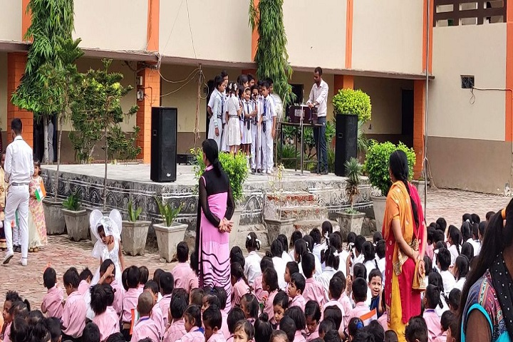 Ch Baldev Singh Model School-Independence Day
