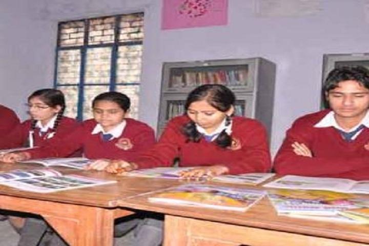 Ch Baldev Singh Model School-Library