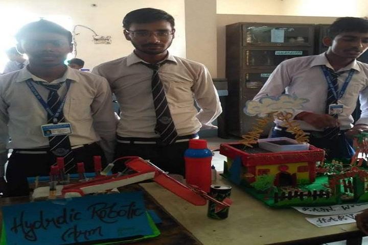 Ch Baldev Singh Model School-Science Fair