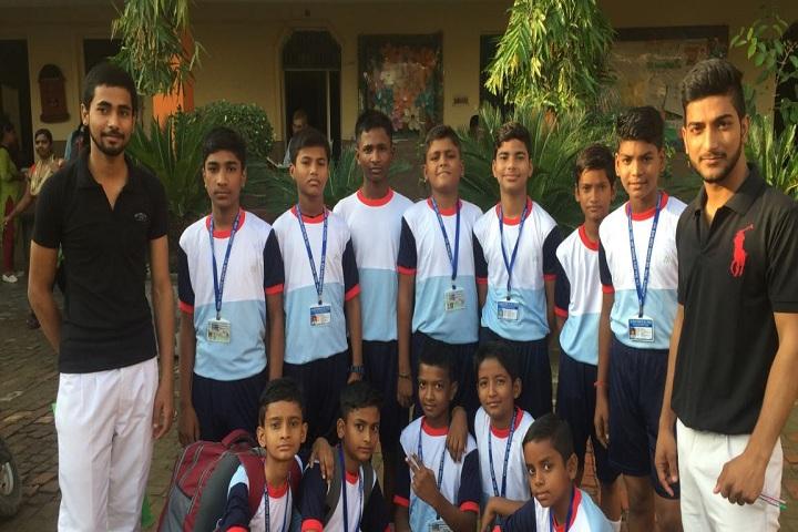 Ch Baldev Singh Model School-Sports Champions