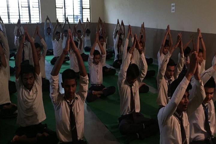 Ch Baldev Singh Model School-Yoga