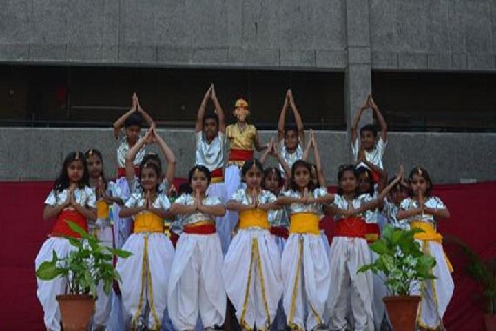 Chinmaya Vidyalaya Senior Secondary School-Cultural Dance